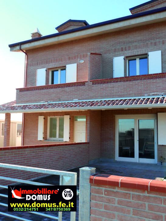 Villa plurilocale in vendita a Vigarano Mainarda - Villa plurilocale in vendita a Vigarano Mainarda