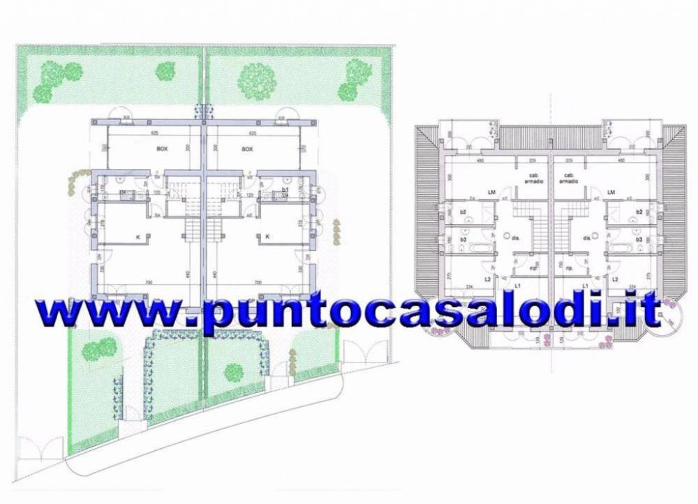 villa in vendita a massalengo