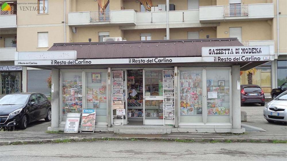 Negozio in vendita a Spezzano - Negozio in vendita a Spezzano