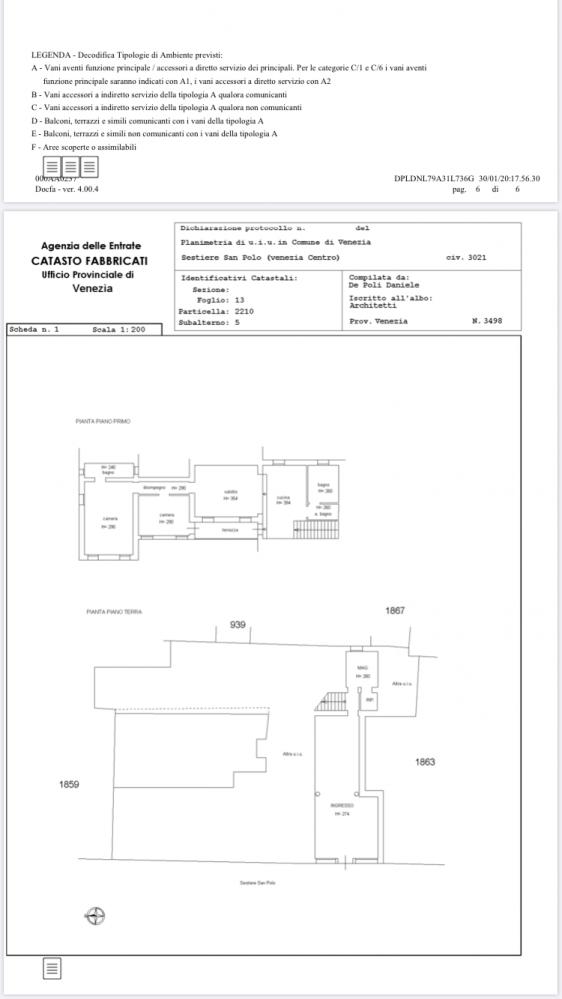 Appartamento plurilocale in vendita a Cavallino Treporti - Appartamento plurilocale in vendita a Cavallino Treporti