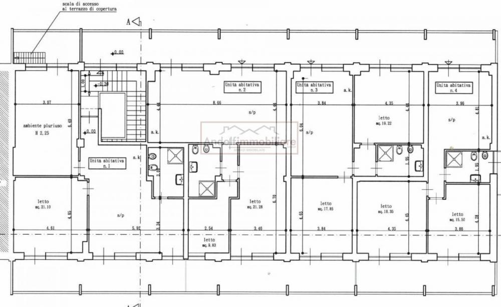 Appartamento monolocale in vendita a Gaeta - Appartamento monolocale in vendita a Gaeta