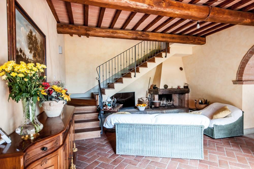 Villaschiera plurilocale in vendita a Montespertoli - Villaschiera plurilocale in vendita a Montespertoli