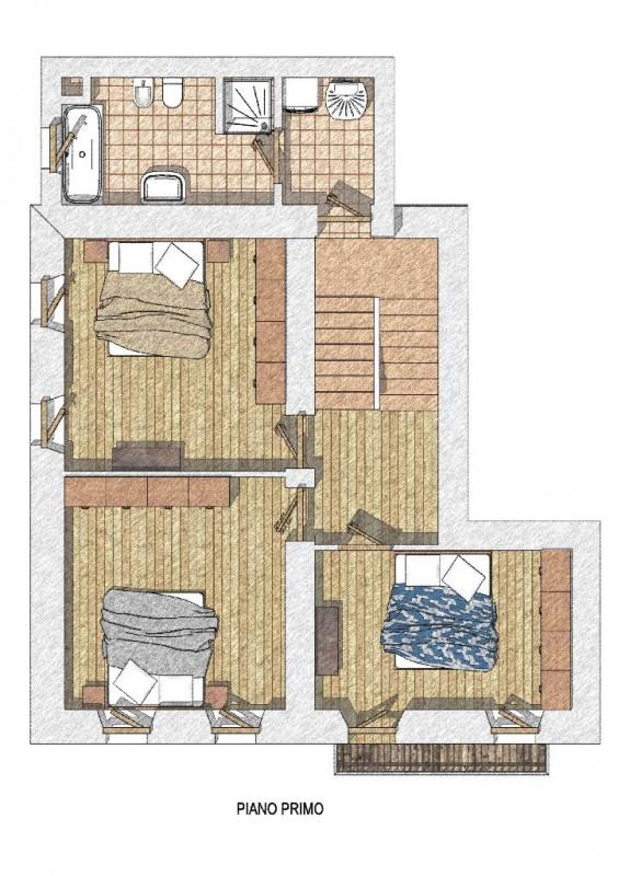 Appartamento quadrilocale in vendita a auronzo-di-cadore - Appartamento quadrilocale in vendita a auronzo-di-cadore