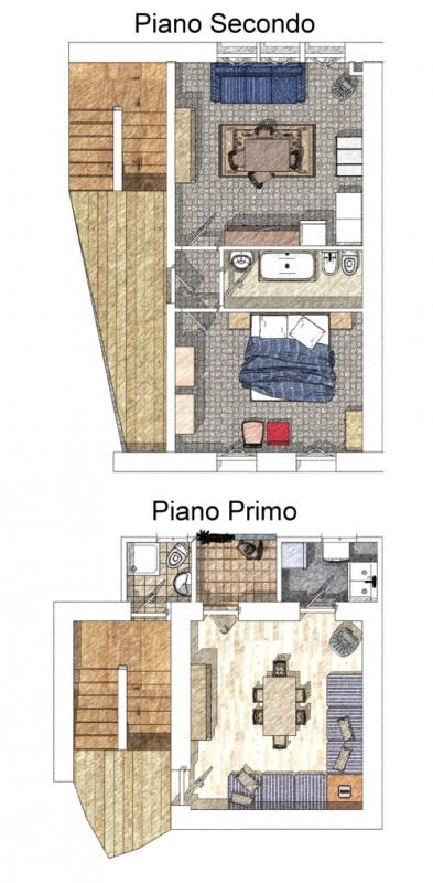 Appartamento trilocale in vendita a auronzo-di-cadore - Appartamento trilocale in vendita a auronzo-di-cadore