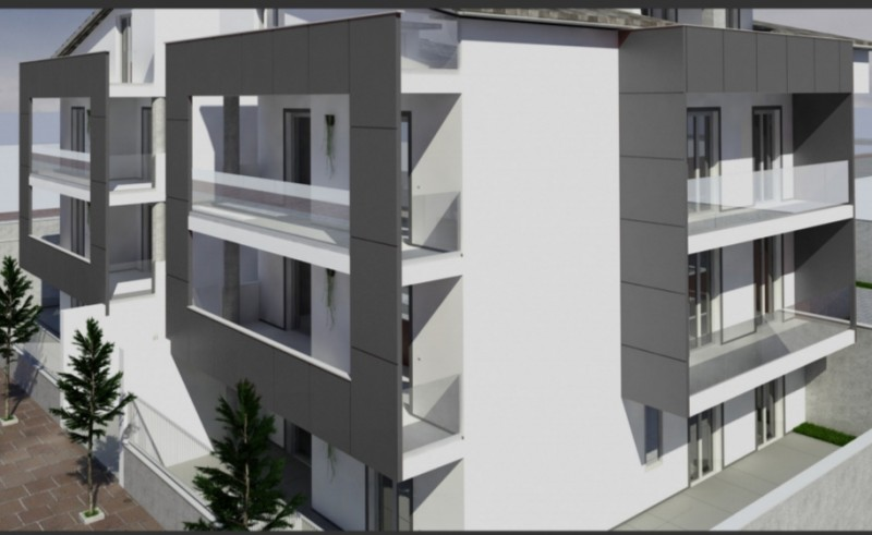 Appartamento quadrilocale in vendita a sant-arpino - Appartamento quadrilocale in vendita a sant-arpino