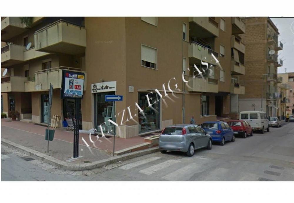 bd54590437b75540bfef536b16e07cae - Negozio bilocale in vendita a Alcamo