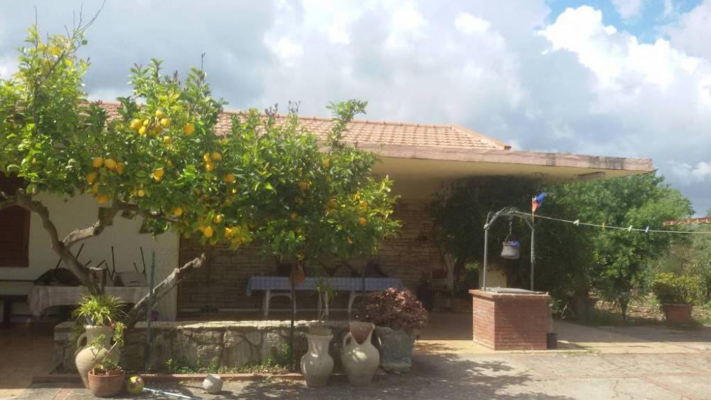 1db79dc65225f785be1af8d175e7f11b - Villa trilocale in vendita a Castellammare del Golfo