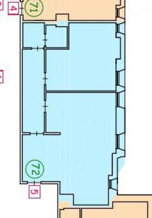 17ae7f78490ab9958cdc4c4a5aab14ef - Ufficio trilocale in affitto a Bergamo