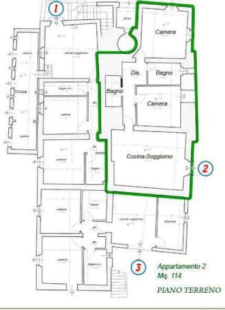 46d18c9634f745e4f4ce21ec919ca42f - Appartamento trilocale in vendita a San Gimignano