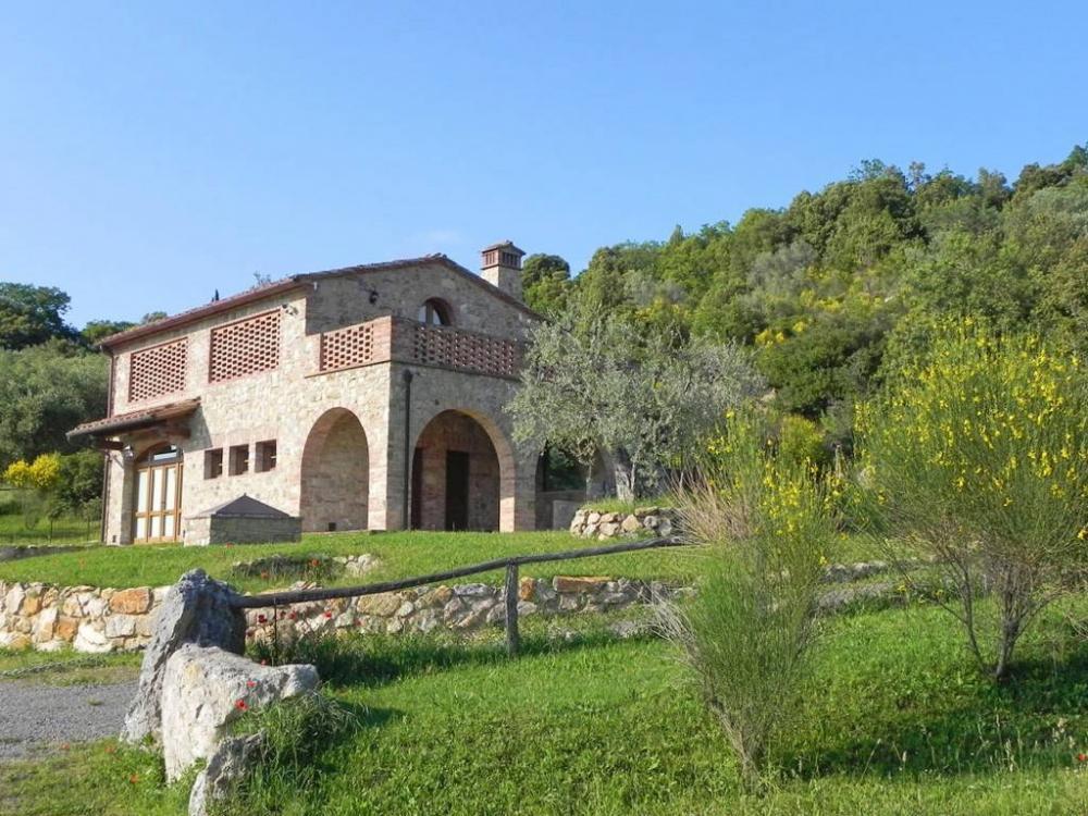 912fbbba434a38610389e9a381f018e8 - Rustico / casale plurilocale in vendita a Gambassi Terme