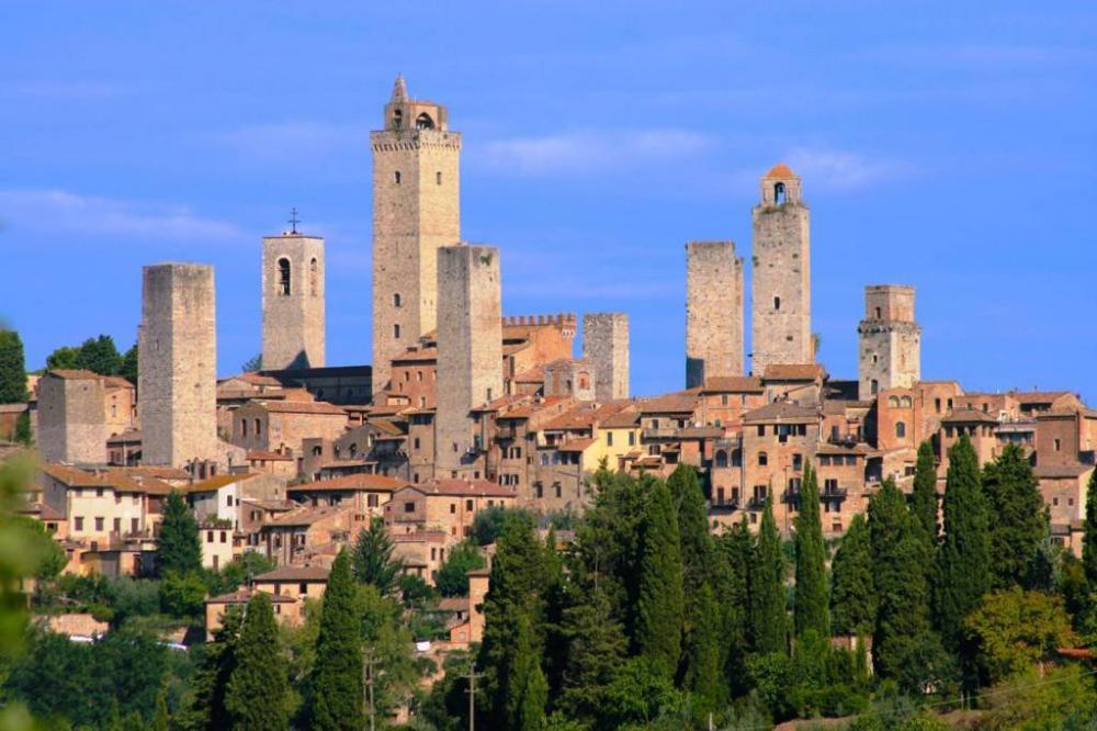 c6ab7a61b31387a9ff19789351c48e38 - Rustico / casale plurilocale in vendita a San Gimignano