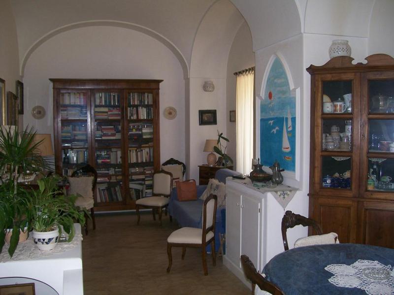 Appartamento trilocale in vendita a Anacapri - Appartamento trilocale in vendita a Anacapri
