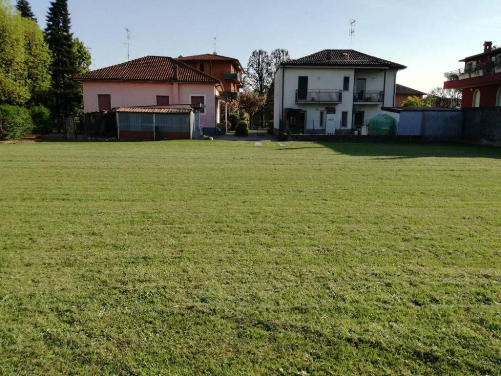 terreno residenziale in vendita a busnago